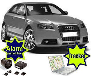 Thatcham car alarms, immobilisers,  trackers